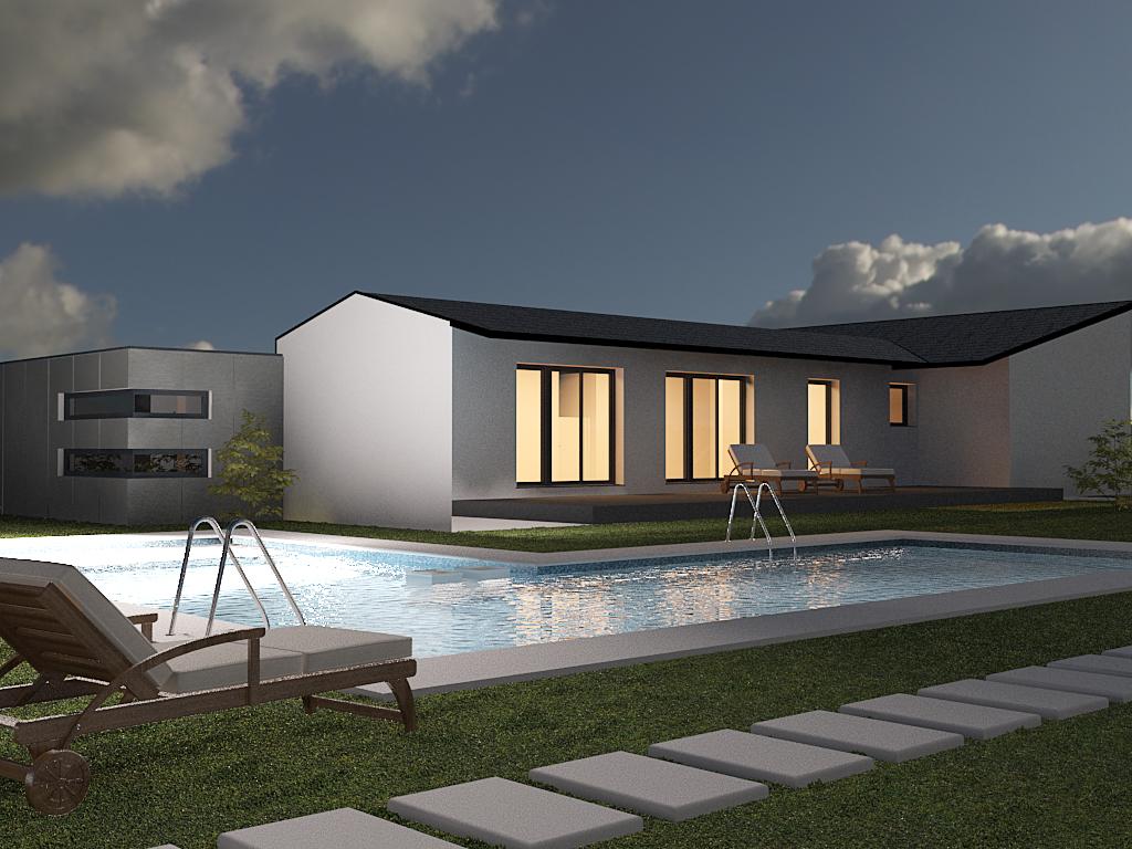 Casa Passivhaus en Asturias - Consulta precio a nuestros arquitectos:608 094 085