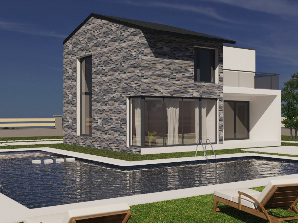 Casa Passivhaus en Asturias - Consulta precio a nuestros arquitectos