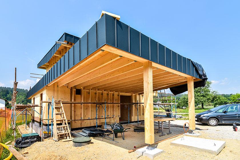 Constructores Passivhaus en Asturias