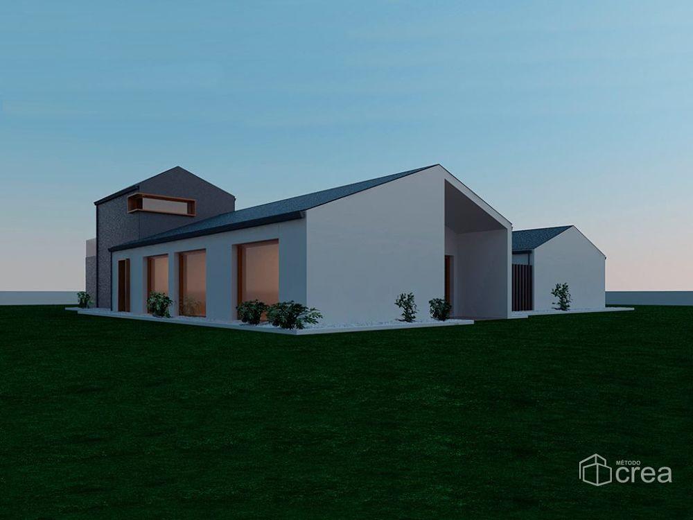 Casas pasivas en Lugo